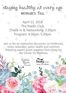 Women's Tea Event 2018 @ The Pacific Club | Newport Beach | California | United States