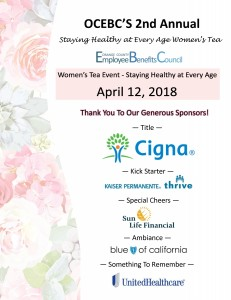 Thank You to Our Sponsors (AS)